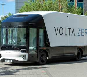 Volta Trucks set to launch urban electric lorry