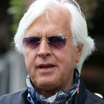 Baffert barred from entering horses at Belmont Stakes