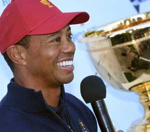 No doubting: Thomas would pick fit Tiger Woods '100 times out of 100'