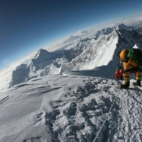 Everest summits smash records amid deadly bottlenecks