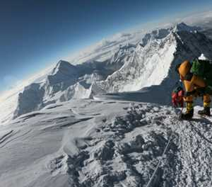 Everest summits smash records amid deadly bottlenecks
