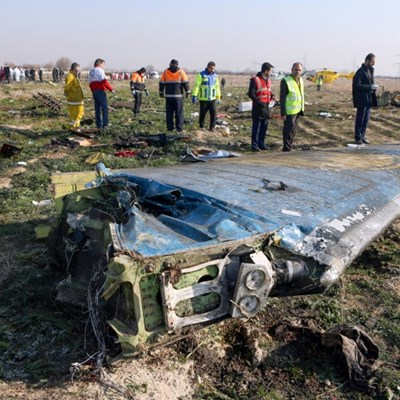 Iran says unintentionally shot down Ukrainian airliner