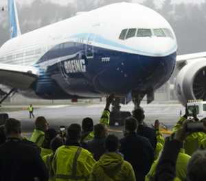 Boeing extends factory shutdown in Washington state