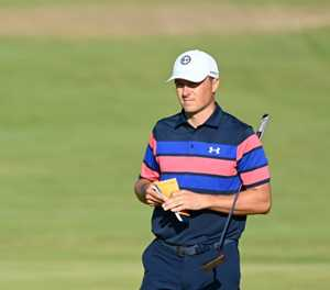 Runner-up Spieth laments 'dumb mistakes' that cost him British Open