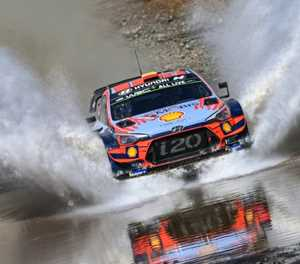 Sordo extends at Hyundai Rally for 2020