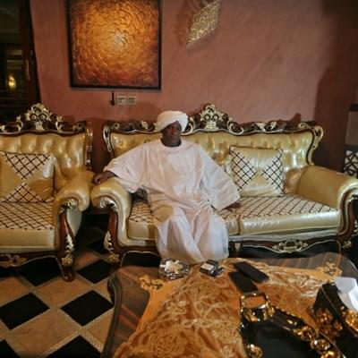 Sudanese businessman organises 'ice-breaker' Israel trip