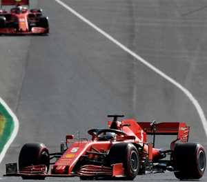 Ferrari boss rejects Vettel favouritism speculation