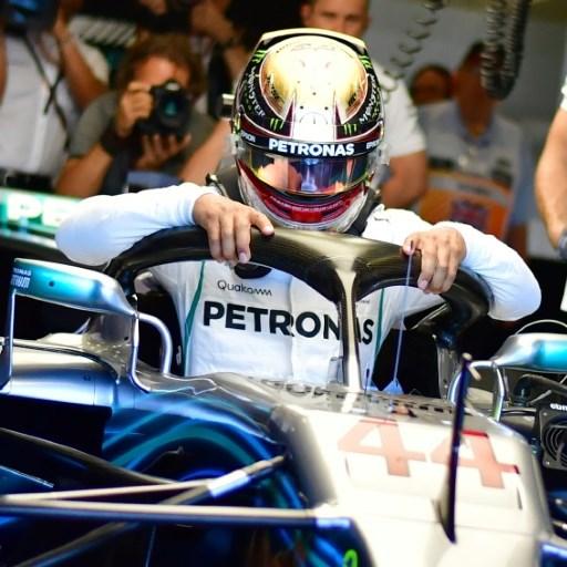Hamilton eyes gatecrashing Vettel's Hockenheim homecoming