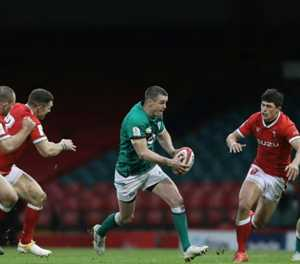 Ireland will peak at World Cup with or without me, says Sexton