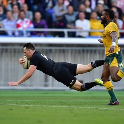 All Blacks thrash sorry Aussies 37-20 to complete Bledisloe sweep