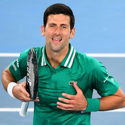 Ominous Djokovic resumes bid for ninth Australian Open crown