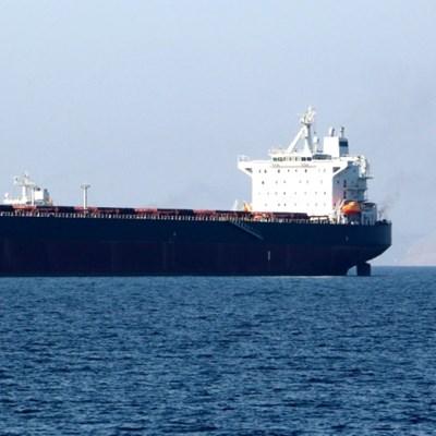 Iran oil tanker forced to seek repairs in Saudi port
