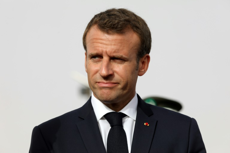recipe: macron french have no culture [28]