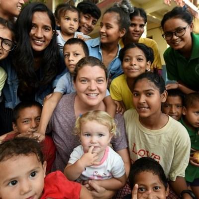 Educating Hima: Maggie Doyne on battling poverty in Nepal