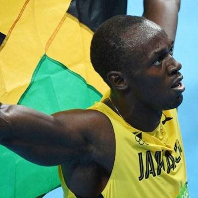 Legendary sprinter Usain Bolt has twin boys - Thunder and Saint Leo