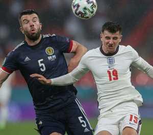 Covid chaos disrupts England and Scotland at Euro 2020