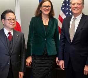 No agriculture in US-EU trade deal: official