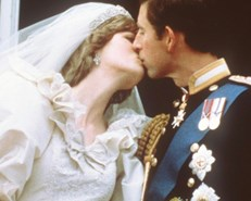 Charles and Diana's 'wedding of the century'