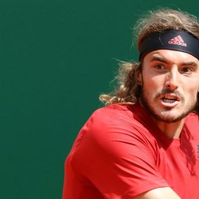 Tsitsipas strolls into Monte Carlo last 16, Djokovic to face rising star Sinner