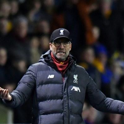 Liverpool were warned over possible winter break clash: FA