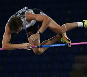 'Up in the clouds' Duplantis eclipses Bubka with outdoor pole vault world record