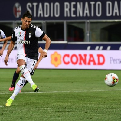 Ronaldo, Dybala get Juventus back winning on Serie A return