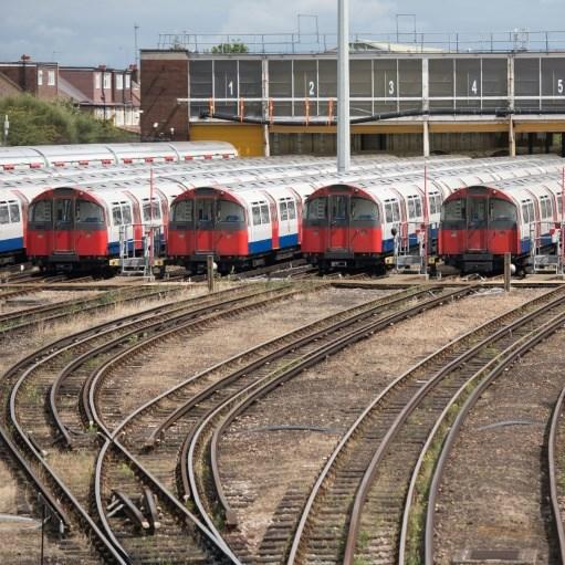 Siemens to build new London Underground trains