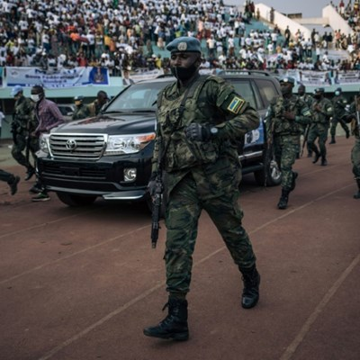 UN peacekeepers say C.Africa rebel push 'under control'