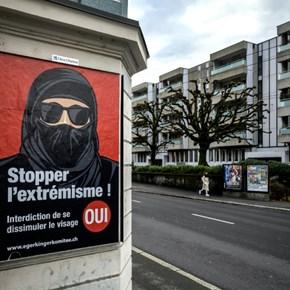 Swiss to vote on 'burqa ban' plan