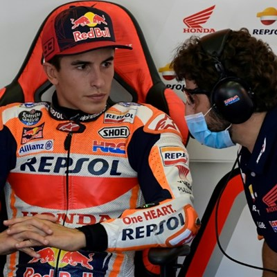 MotoGP star Marquez undergoes second arm operation