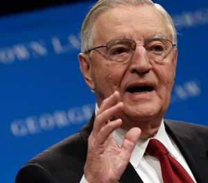 Former US Vice President Walter Mondale dies at 93