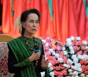 Myanmar's Suu Kyi hit with new criminal charge