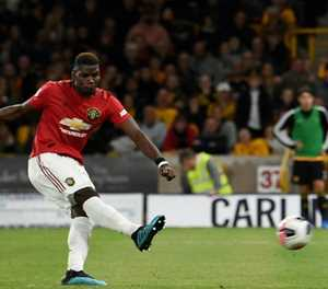 Manchester United 'disgusted' by racist abuse of Pogba