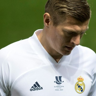 Ice cold Kroos keeps Real Madrid in the hunt for trophies again