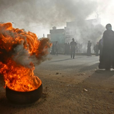 Sudan protesters reject talks after 108 killed in crackdown