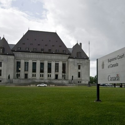 First person of color named to Canada's top court