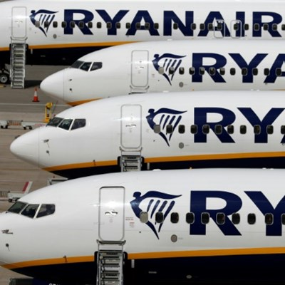 Ryanair loses in EU court over bailouts of rivals