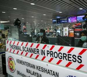 Malaysia imposes ban on Chinese tourists from Wuhan