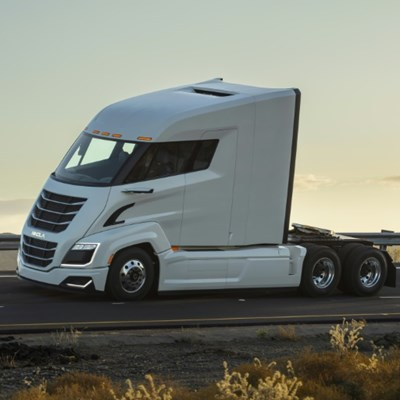 GM won't take stake in electric-truck startup Nikola