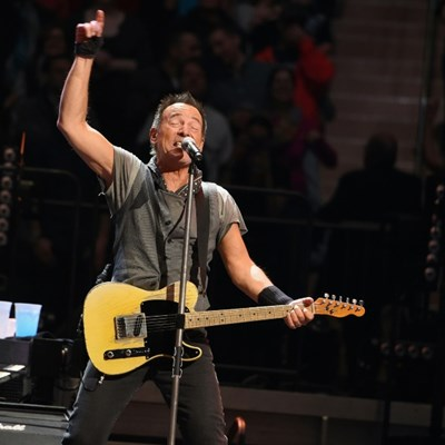 Rocker Bruce Springsteen arrested on intoxicated driving charge