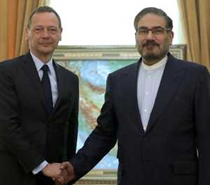 French envoy holds talks in Tehran in bid to salvage nuclear deal