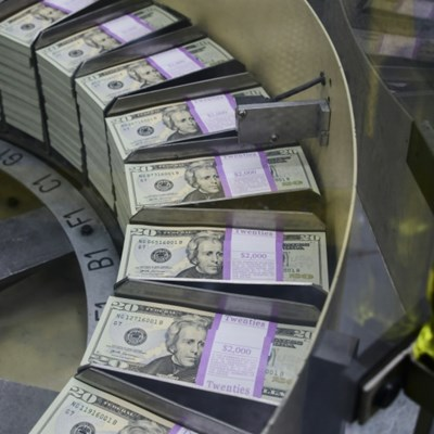 The dollar is still king, even as coronavirus slams US