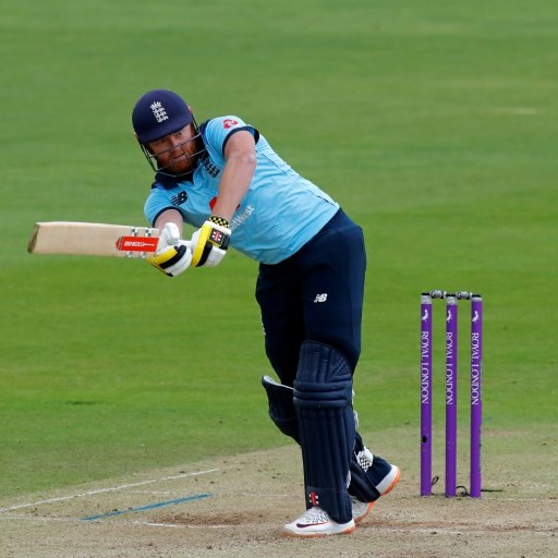 England's Bairstow smashes 21-ball fifty against Ireland