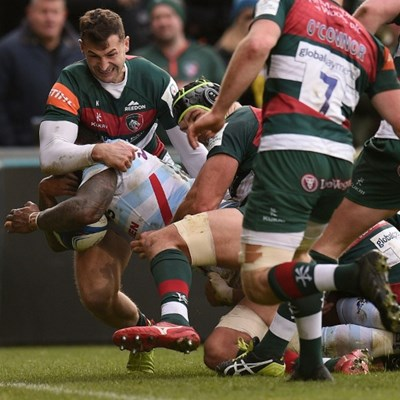 Rugby giants Leicester Tigers put up for sale