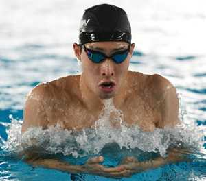 Hot stuff: China swim king Sun eyes Asian sweep
