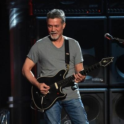Rock legend Eddie Van Halen dies
