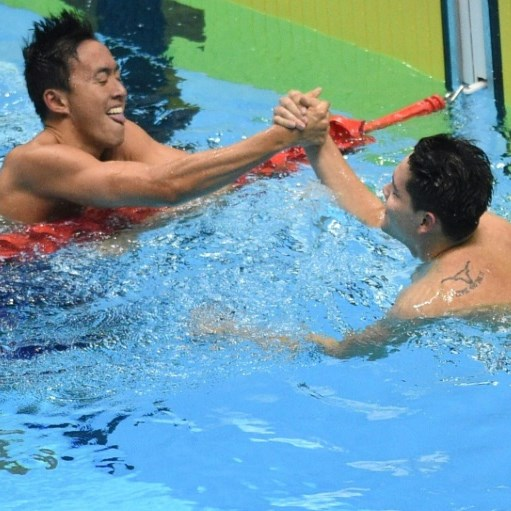 Olympic swim champ Schooling vows to 'fix' physique after SEA Games flop
