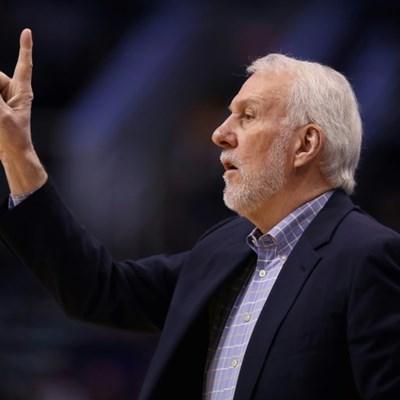 Spurs coach Popovich calls for change, dismisses Trump as 'fool'