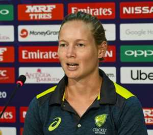 Australia captain Lanning calls for more women's Test cricket
