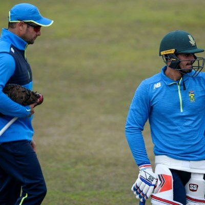 De Kock's brief stint as South Africa Test captain to end